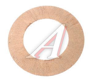 Накладка диска сцепления УАЗ Dнар.=254мм;dвн.=150мм;hтолщ.=3.5мм УРАЛАТИ 51-1601138, 451-1601138