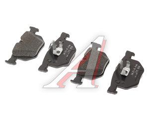 Колодки тормозные BMW X5 (E70,F15),X6 (E71) задние (4шт.) OE 34216776937, GDB1730