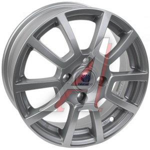 Диск колесный литой DAEWOO Nexia R14 DA24 S REPLICA 4х100 ЕТ49 D-56,6,