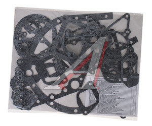 Прокладка двигателя ЯМЗ-6582.10 (общ..ГБЦ) комплект без ГБЦ (27 наименований) РД 6582.1000001-06