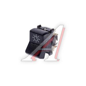 Выключатель клавиша ВАЗ-21011 подсветки приборов ВК343-01.07