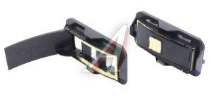 Сопло ВАЗ-2105 корпуса отопителя правое/левое комплект 2105-8101572/73