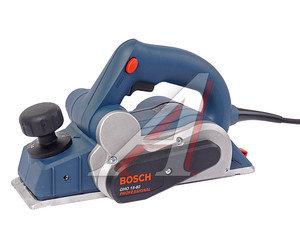 Рубанок электрический 600Вт 82мм 16000об/мин.(пылесборник) Professional BOSCH GHO 15-82, 0601594003,