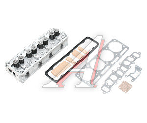 Головка блока УАЗ-4213,4216 в сборе АИ-92 инжектор с прокладкой и крепежом УМЗ 4213.1003001-40, 4213.1003010