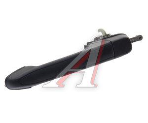 Ручка ВАЗ-1118 двери наружная задняя левая ДААЗ 1118-6205151, 11180620515100