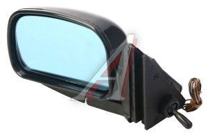 Зеркало боковое ВАЗ-2105 левое антиблик обогрев голубое люкс Политех-Р-5 лто левое, 2105-8201050