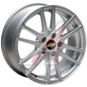 Диск колесный литой CHEVROLET Cruze OPEL Astra (10-) R16 S TECH Line 635 5x105 ЕТ39 D-56,5,