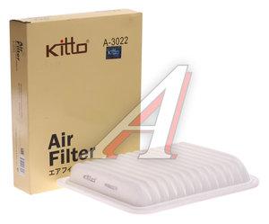 Фильтр воздушный MITSUBISHI ASX,Grandis (04-),Outlander (12-) KITTO A3022, MR968274
