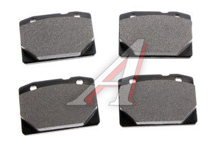 Колодки тормозные ВАЗ-2101 передние (4шт.) в упаковке АвтоВАЗ 2101-3501800-82, 21010350180082, 2101-3501089