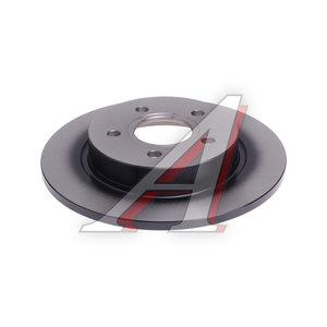 Диск тормозной FORD Focus (11-) задний (1шт.) TRW DF6139, 1704765