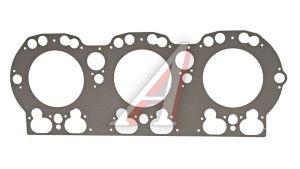 Прокладка головки блока ЯМЗ-236НЕ,БЕ,НЕ2,БЕ2,6563 металлическая АВТОДИЗЕЛЬ 236Д-1003212