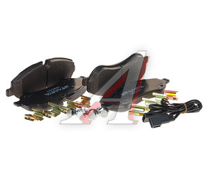 Колодки тормозные FORD Transit (14-),Tourneo Custom (13-) передние (4шт.) HMPX BK212K021AA, GDB1967, 1842632