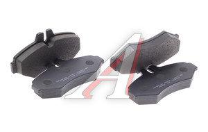 Колодки тормозные MERCEDES (W463),Sprinter (97-) VW LT (96-02) задние (4шт.) HSB HP9548, GDB1399, A0034202420/2D0698451B