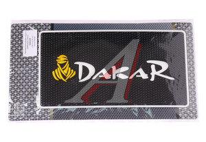 Коврик на панель приборов противоскользящий 14х26 Dakar TYPE-R DA-14х26 D