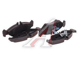 Колодки тормозные MERCEDES Sprinter, VW LT задние (4шт.) TRW GDB1262, A0044205620
