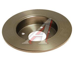 Диск тормозной NISSAN Almera (N16) задний (1шт.) FENOX TB215327, DF2592, 4320699J00