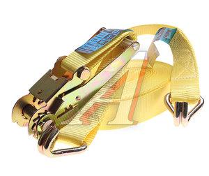 Стяжка крепления груза 10т 12м-50мм (лента + механизм) DOLLEX ST-125010