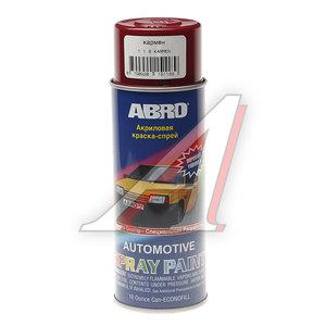 Краска кармен аэрозоль 473мл ABRO 1401/118 ABRO, Л1401, 118