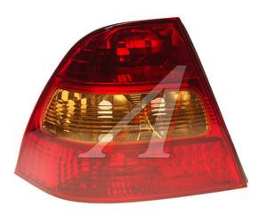 Фонарь задний TOYOTA Corolla седан (01-) левый TYC 11-5608-01-6B, 212-19D8L-UE, 81561-1E160
