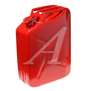 Канистра 20л сталь КС-20 красная КС-20