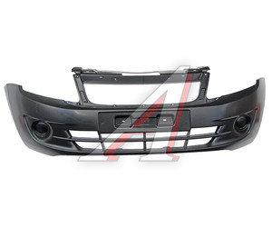 Бампер ВАЗ-2190 передний АвтоВАЗ 2190-2803015-11, 21900280301511, 21900-2803015-11
