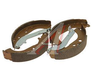 Колодки тормозные FORD Focus 2 (04-) задние барабанные (4шт.) FENOX BP53047, GS8736, 1385735