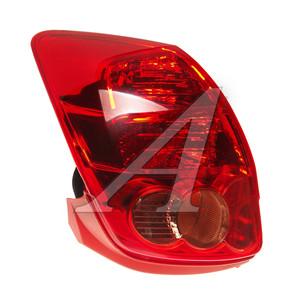 Фонарь задний TOYOTA Auris (07-) правый TYC 11-B447-01-2B, 212-19Q6R-LD-UE, 81551-02380