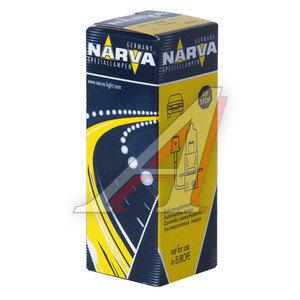 Лампа H3 12V 100W Rally NARVA 48351, N-48351