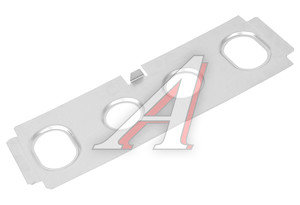 Накладка боковины ВАЗ-2109 нижняя задняя (усилитель порога) АвтоВАЗ 2109-5401104, 21090540110400