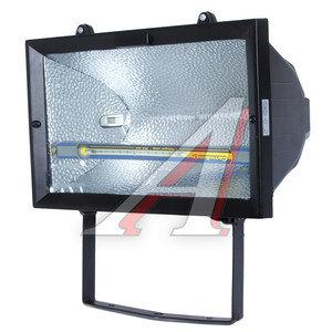Прожектор 220V 1500W 340х220мм черный CAMELION C-FL1500B