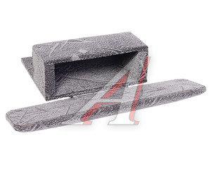 Подлокотник ГАЗ-3302 декоративный с ящиком серый ЖУКОВ-2