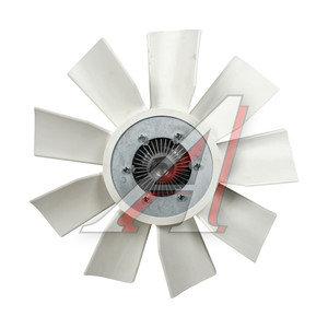 Вентилятор ЯМЗ-7601.10,656.10 (серия 660, крыл. 600 мм, 8.8885) с вязкостной муфтой АВТОПРИВОД 020004190, ВМПВ-001.00.02-СБ