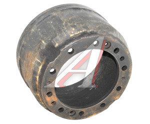 Барабан тормозной Полуприцепа (10 отверстий) 93301-3502070,