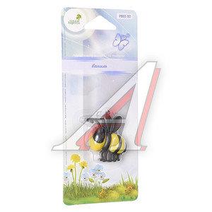 Ароматизатор подвесной гелевый (ваниль) фигура Пчелка FKVJP PBEE-92