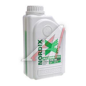 Антифриз зеленый -40С 1л NORDIX NORDIX