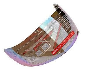 Визор мото для шлема радужный MICHIRU MI 130 MI 130, 4620770793320