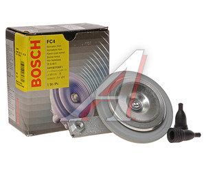 Сигнал звуковой 12V электропневматический гальванизированный BOSCH 0986320111