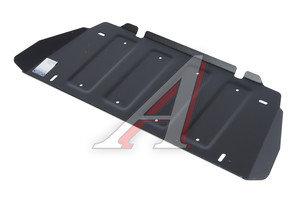 Защита УАЗ-315195 Хантер (11-) тяг рулевых RIVAL 222.6316.1, 222.06316.1