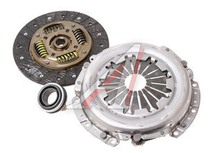 Сцепление HYUNDAI Getz (05-),Coupe (1.6) (215мм) комплект VALEO PHC HDK-072, 41100-28050/41300-28050/41421-28002