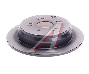 Диск тормозной HONDA CR-V (02-) задний (1шт.) TRW DF7374, 42510-S9A-E50/42510-SWW-G01