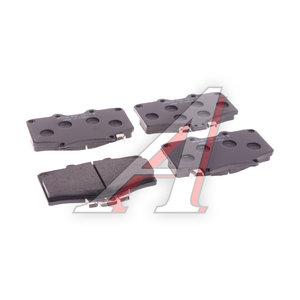 Колодки тормозные TOYOTA 4Runner (95-) передние (4шт.) HSB HP5048, GDB3383, 04465-35140