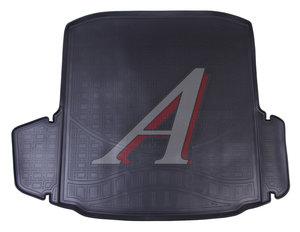 Коврик багажника SKODA Octavia 3 хетчбек (13-) полиуретан NOR NPA00-T81-400