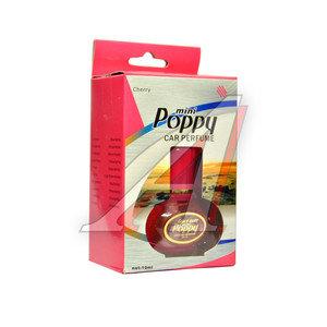 Ароматизатор на дефлектор жидкостный (вишня) 10мл Mini Mate Poppy DIAX GT-73673CHE