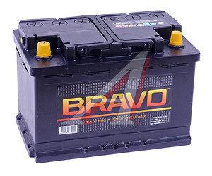 Аккумулятор BRAVO 74А/ч 6СТ74