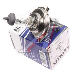 Лампа H4 12Vх100/80W (P43t-38) RALLY NEOLUX N484, NL-484