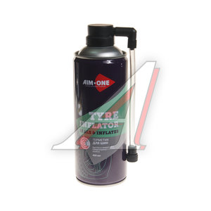 Герметик шин Tire inflator and sealer 450мл аэрозоль AIM-ONE AIM-ONE TI-270, TI-270