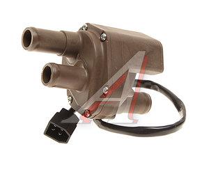 Кран ГАЗ-3302 Бизнес отопителя электрический (без сальников, 3 патрубка) LUZAR 33070-8120020-01/РКНУ-8109030-30, LVE 03063, РКНУ.8109030