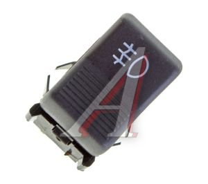Переключатель клавиша ВАЗ,ГАЗ фонарей противотуманных задних АВТОАРМАТУРА П 147-10.24, 3102-3716148