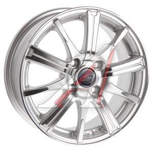 Диск колесный литой FORD Fiesta (08-) R15 FD129 SF REPLICA 4х108 ЕТ47,5 D-63,3