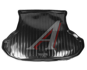 Коврик багажника ВАЗ-2111 пластик ТП 2111-5109054Пл, KAZ_2111, 2111-5109054